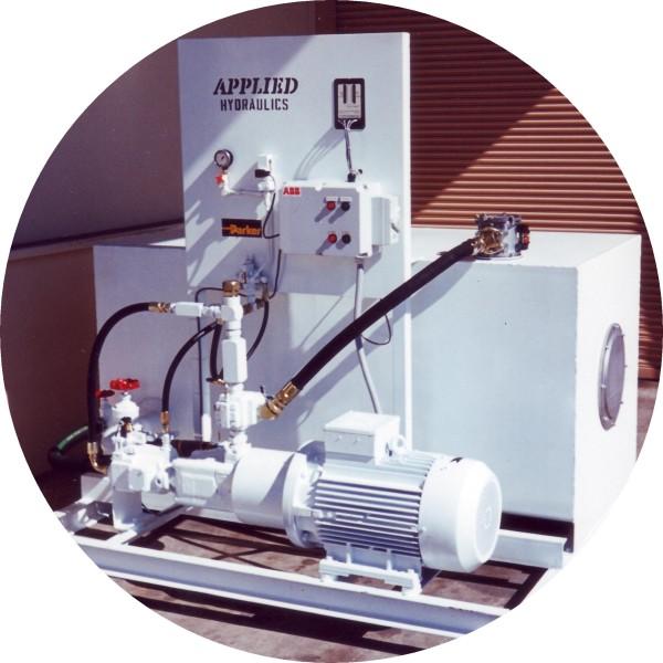 large-hydraulic-power-unit